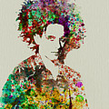 Robert Smith Cure 2 by Naxart Studio