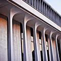 Robertson Hall At Princeton University by Ryan Kelly