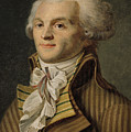 Robespierre by French School
