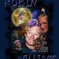 Robin Williams by Joseph Juvenal
