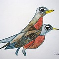Robins Partner by Patricia Arroyo