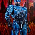 Robocop by Jose Mendez