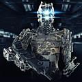 Robot Assassin by Michael Lenehan