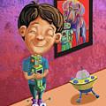 Robot Bliss by Jody Wright