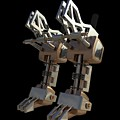 Robotic Limbs by John Stenning