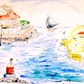 Robt E Lee Inn Jersey Shore by Alfred P  Verhoeven