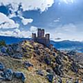 Rocca Calascio by Tiberiu Doka