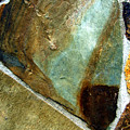 Rock Abstract 4 by John Lautermilch
