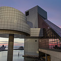 Rock And Roll Hall Of Fame In Cleveland by John McGraw