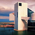 Rock And Roll Hall Of Fame by Shawna Rowe