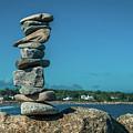 Rock Art A Memory by Rebecca Bryson