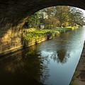 Rock Bridge Shadows  by Rob Hawkins
