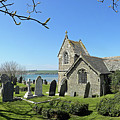Rock Church Cornwall by Neil Finnemore