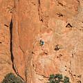 Rock Climbers  by Edie Ann Mendenhall