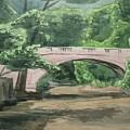 Rock Creek Bridge 5 by Bethany Lee