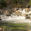 Rock Creek White Water by Frank Wilson