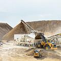 Rock Crushing 3 by David Buhler