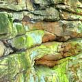 Rock Formation, Wv by Marvin Averett