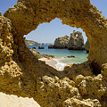 Rock Formations, Albufeira by Mikehoward Photography