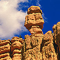 Rock Formations, Bryce National Park by Panoramic Images