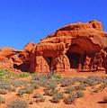 Rock Formations by Eunice Warfel