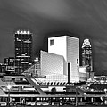 Rock Hall Front And Center  by Skyline Photos of America
