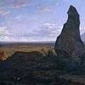 Rock In Montserrat by Lluis Rigalt