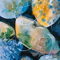 Rock In Water by Allison Ashton