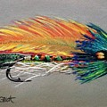 Rock Island Featherwing Streamer by Cindy Gillett
