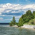 Rock Island Summer by Jeffrey Ewig