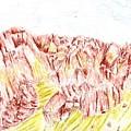 Rock Outcrop by Ava Shelton