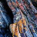 Rock Pattern Sc01 by Werner Padarin