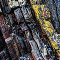 Rock Pattern Sc02 by Werner Padarin