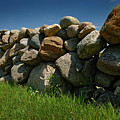 Rock Wall by Murray Bloom