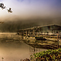Rockaway Beach Dock 1 by Steven Jones