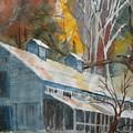 Rockbrook Camp Barn by Kris Dixon