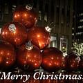 Rockefeller Center Christmas Ornaments by Eleanor Abramson