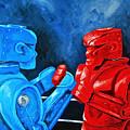 Rockem Sockem 2 The Rematch by Herschel Fall