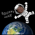 Rocket Man by Movie Poster Prints