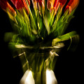 Rocket Propelled Tulips by Frederic A Reinecke