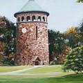 Rockford Tower by Ronald Lightcap