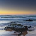 Rockin The Sunrise Seascape by Merrillie Redden