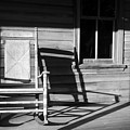 Rocking Chair Work A by David Lee Thompson