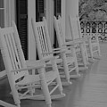 Rocking Chairs  by Jaime Gaspard