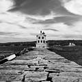 Rockland Breakwater Lighthouse by Derek Burke