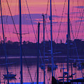 Rockland Sunrise by Darla Bruno