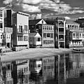 Rockport Coast In Ir by Brian Hale