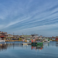 Rockport Harbor by Brian MacLean