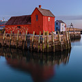Rockport Ma Fishing Shack - #1 by Stephen Stookey
