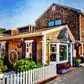 Rockport Ma by Larry Richardson